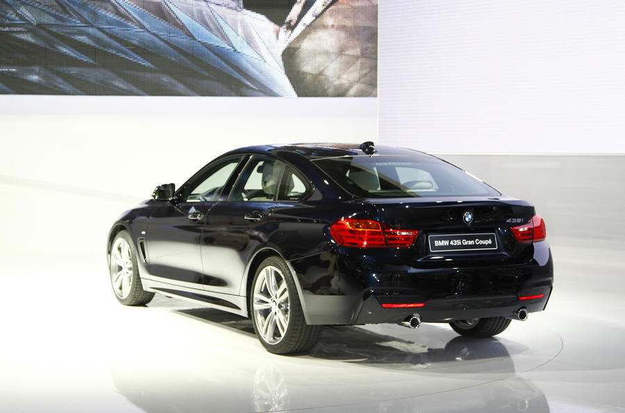 New BMW 4-series Gran Coupé on sale in June