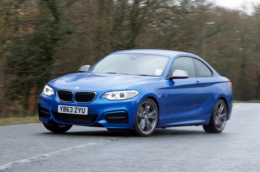 £34,250 BMW M235i