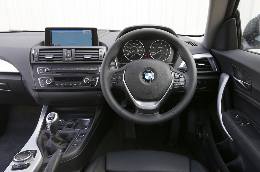 BMW 2 Series interior