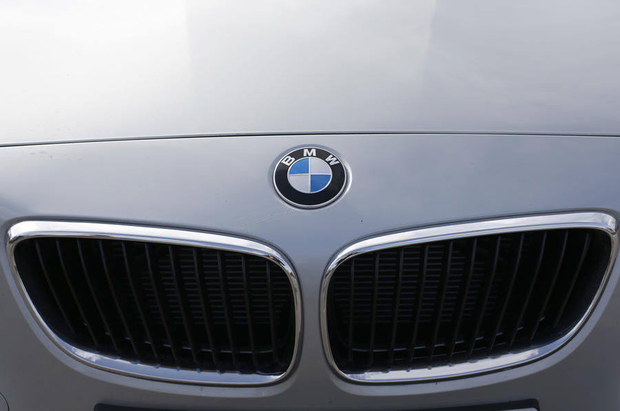 BMW 2 Series front grille