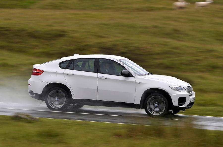 Bmw X6 M50d First Drive Review Autocar
