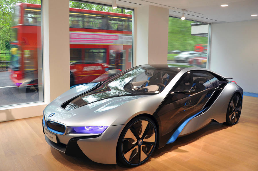 Two BMW i cars have been confirmed for production