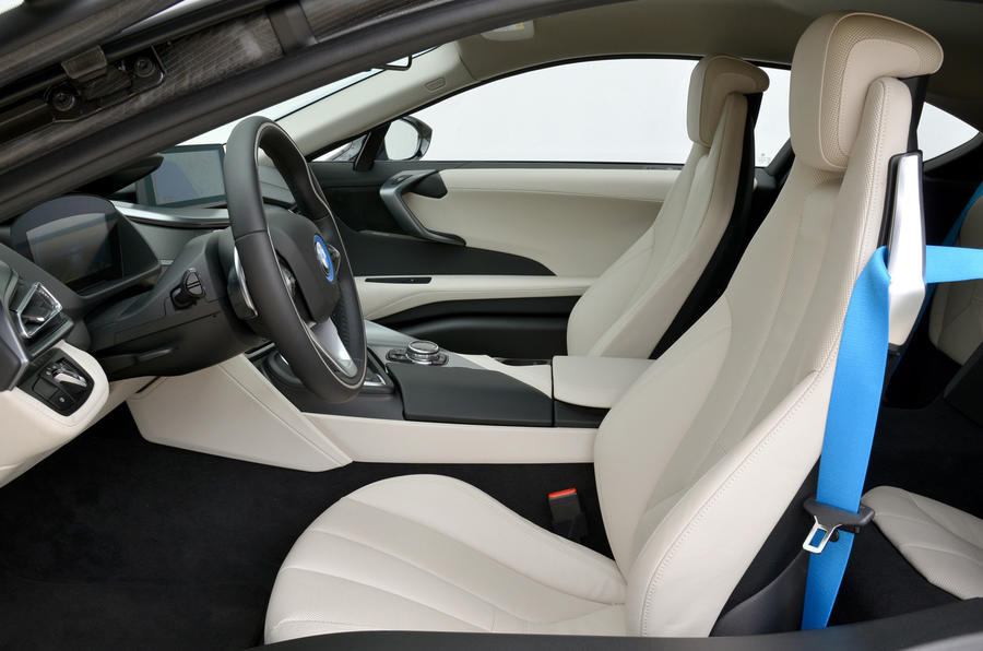 Comparison New Bmw I8 Vs Porsche 911