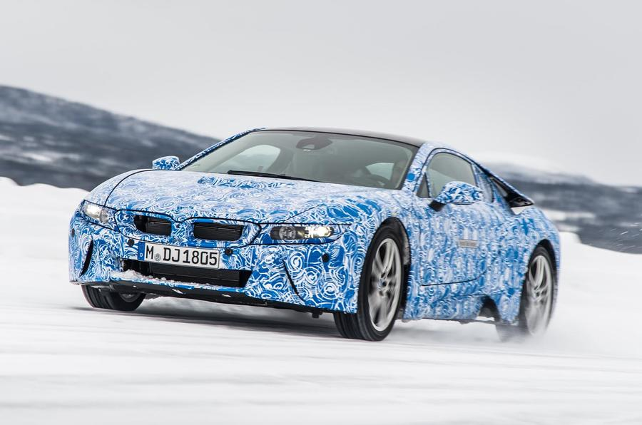 BMW plans to expand forthcoming i range.