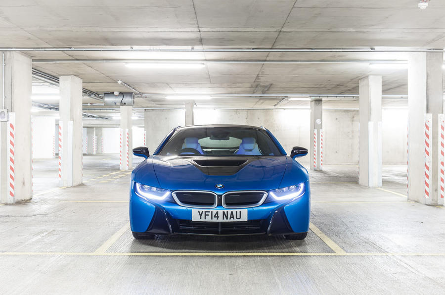 Ten reasons why the BMW i8 is such a significant car