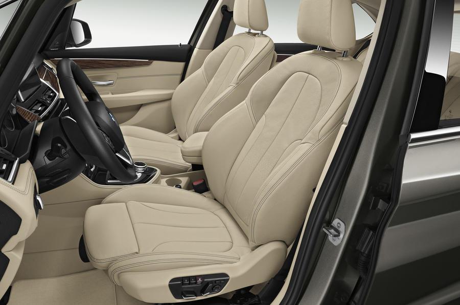 New BMW 2-series Active Tourer revealed