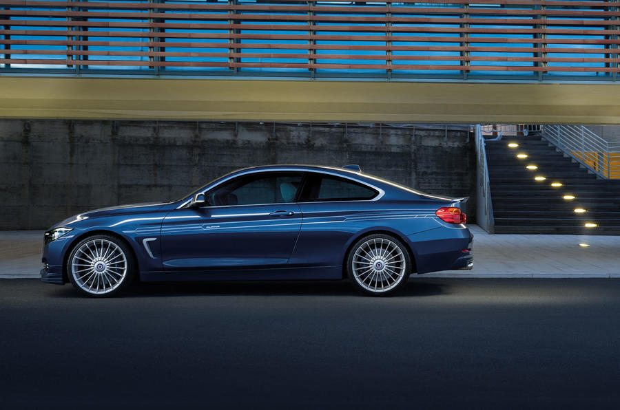 Alpina B4 Bi-Turbo to make first UK appearance at Goodwood
