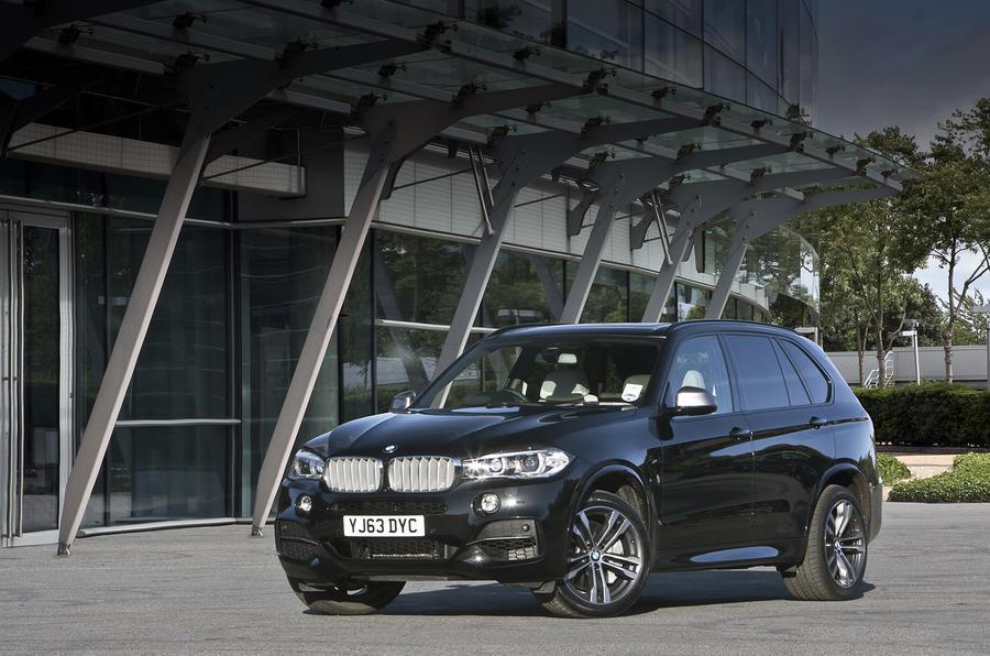 3.5 star BMW X5