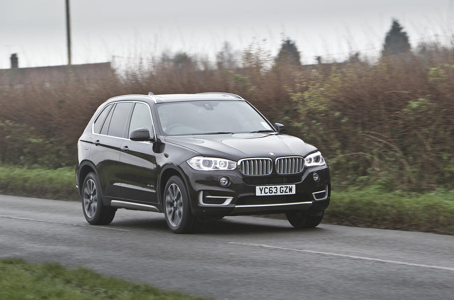 £47,895 BMW X5 xDrive30d