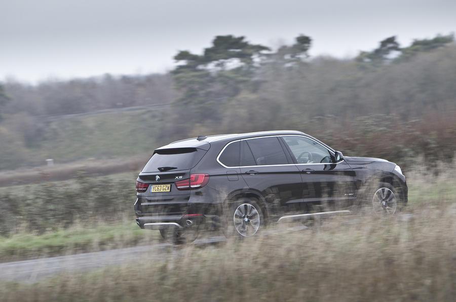 142mph BMW X5