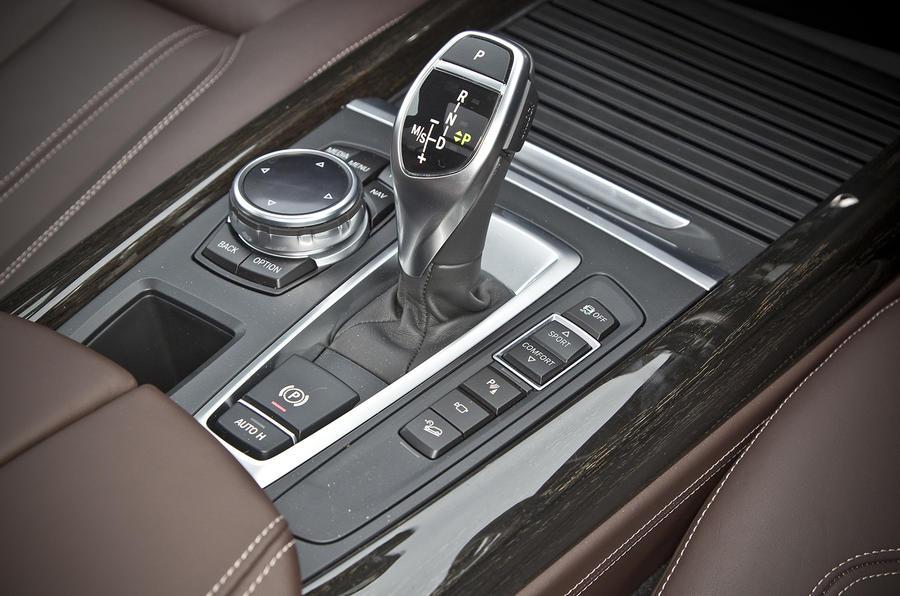 BMW X5 automatic gearbox