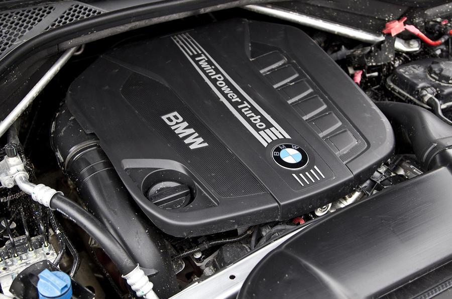 3.0-litre diesel BMW X5 engine