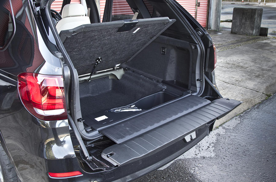 Bmw X5 Interior Autocar