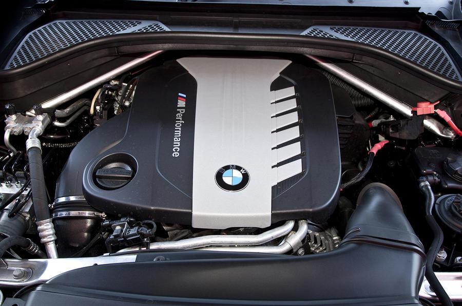 BMW X5 performance  Autocar