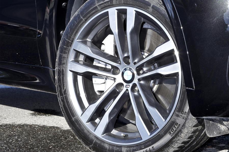 BMW X5 alloy wheels