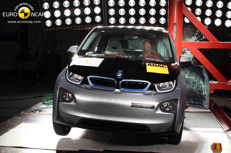 BMW i3 fails to get five-star safety rating