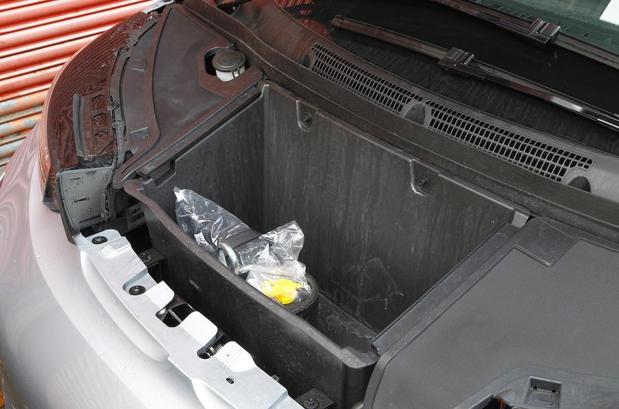 BMW i3 electric powertrain