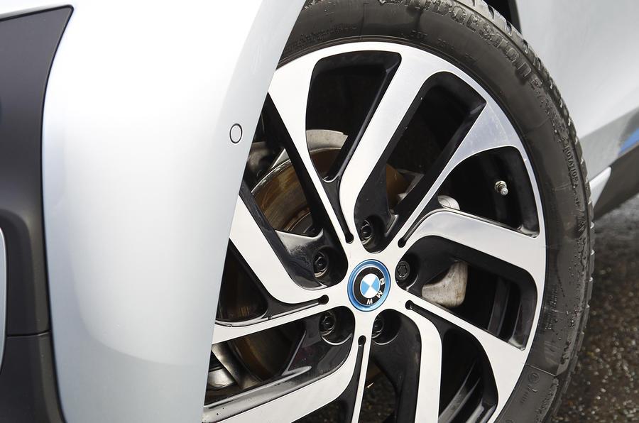 19in BMW i3 alloys