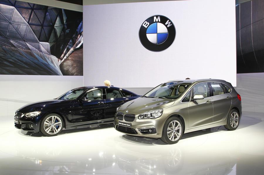 New BMW 2-series Active Tourer gets Geneva debut