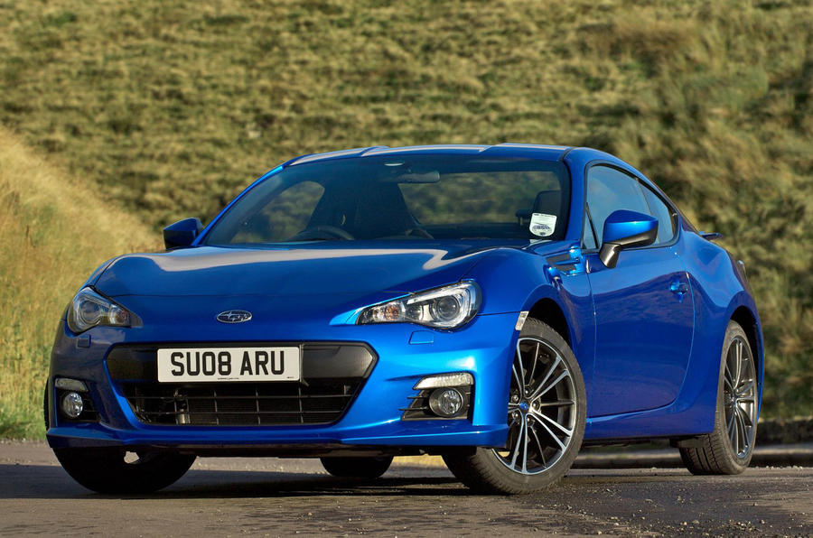 Larger UK allocation for Subaru BRZ