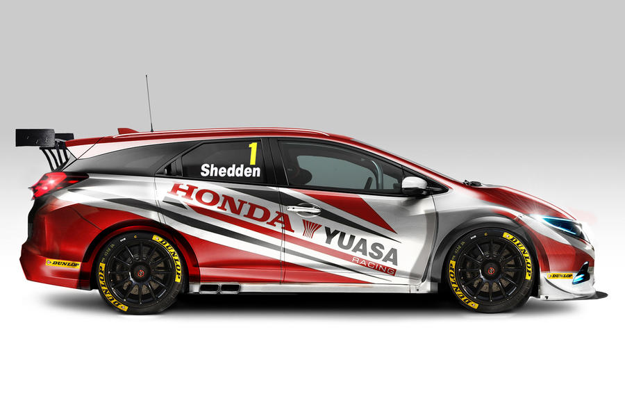 BTCC grid takes shape for 2014
