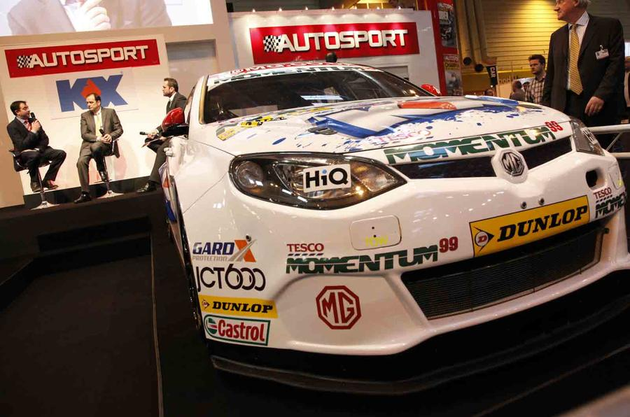 BTCC announces new sponsorship deal with Haymarket