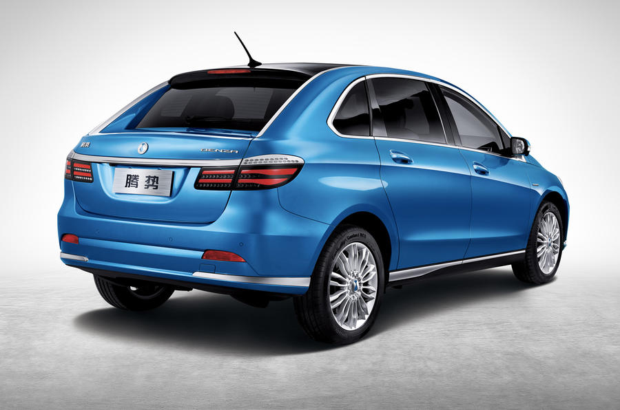 Daimler launches new China-only electric car with BYD