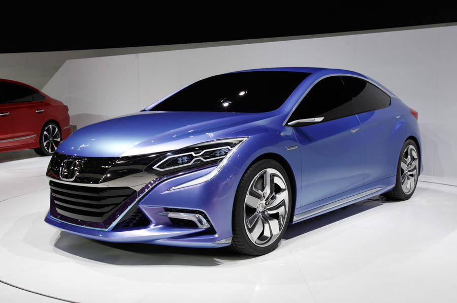 New Honda concepts for Beijing motor show