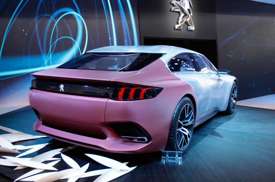 Peugeot Exalt concept could spawn China-only production car
