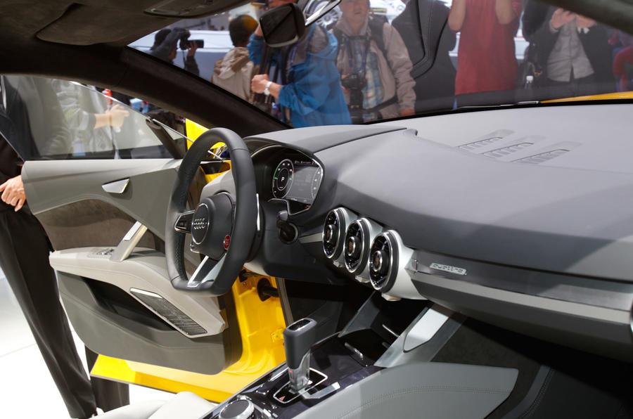 Audi plans TT family expansion
