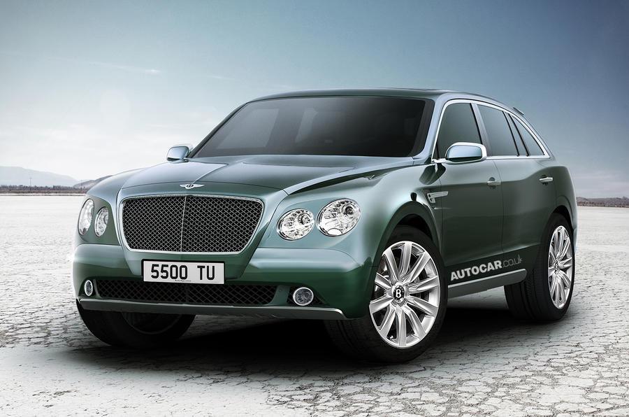 Rolls-Royce meets Bentley - again