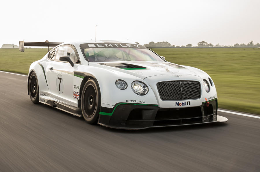Quick news: Bentley Continental GT3 race debut, Mazda launches MZD Connect