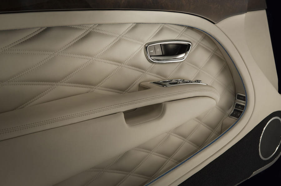 New Bentley Grand Convertible concept unveiled ahead of LA show
