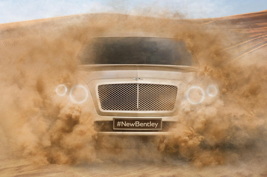 Bentley plans two new models after SUV launch