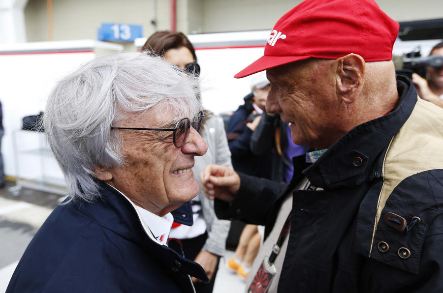 A strange halfway house for Formula One chiefs