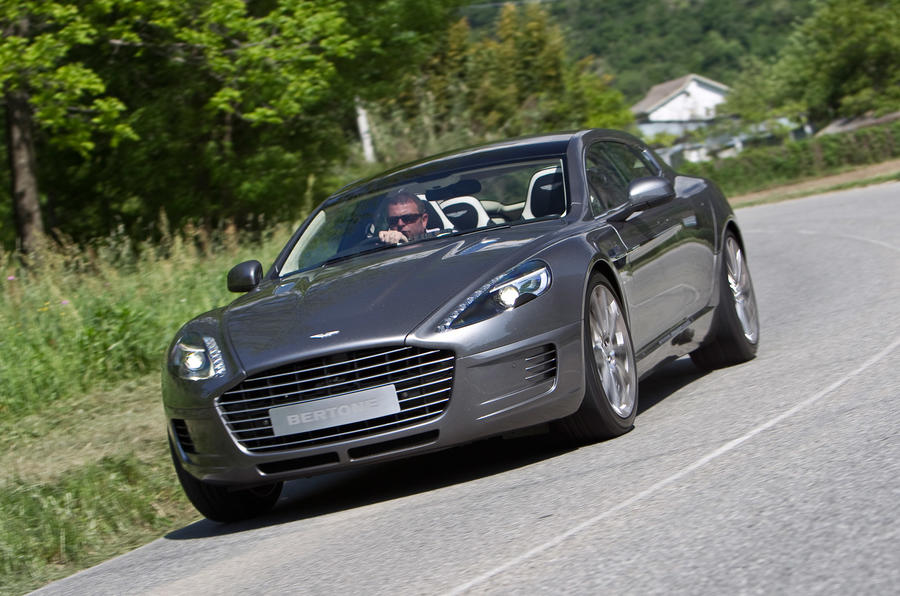 Aston Martin Rapide estate considered