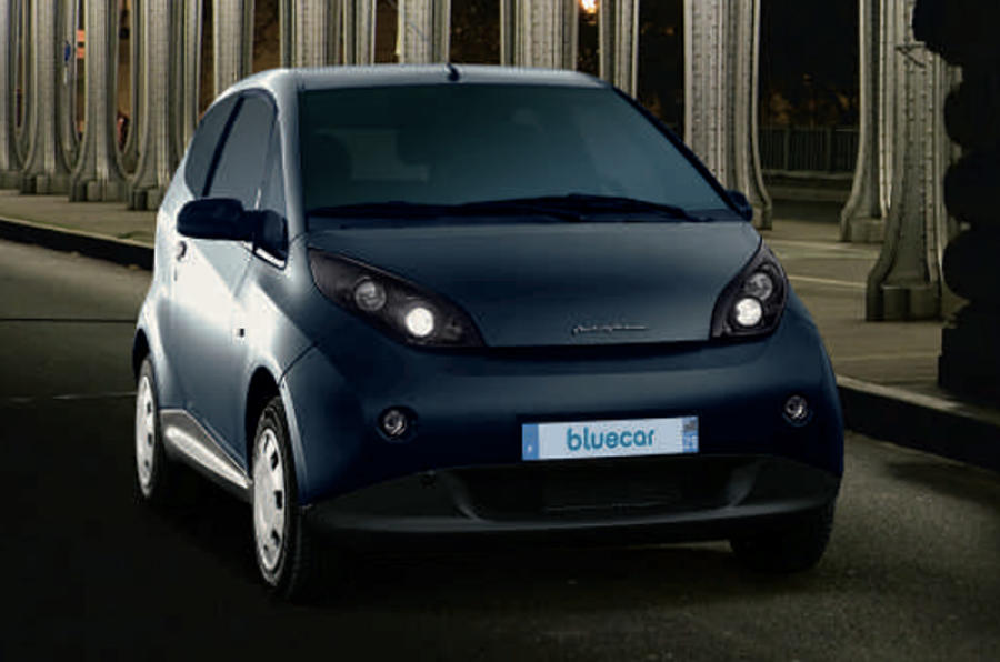 Quick news: Electric car-sharing scheme launched; special Ferrari; CO2 down in U
