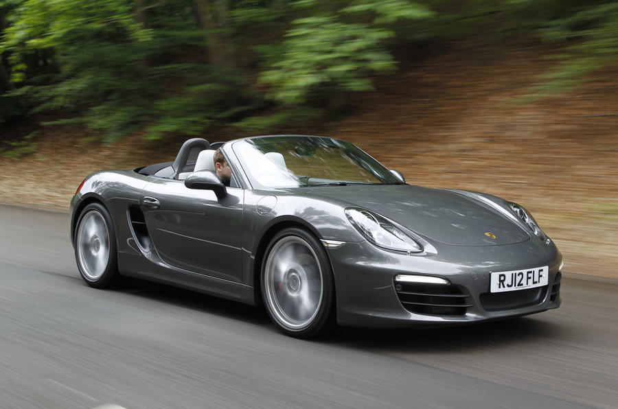 porsche boxster 2012 2016 review 2017 autocar. Black Bedroom Furniture Sets. Home Design Ideas