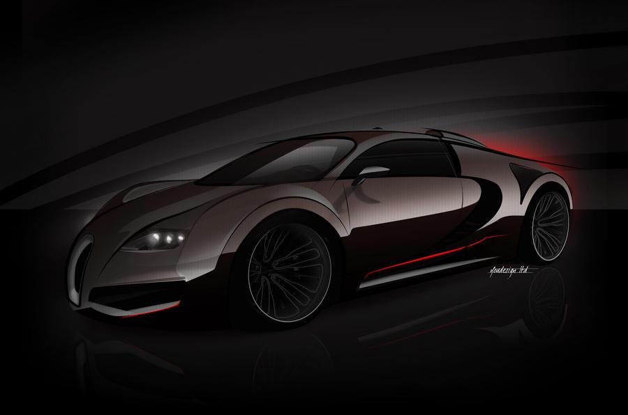 New £5m Bugatti Veyron planned