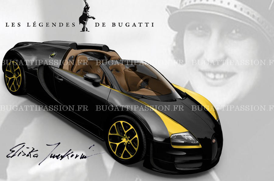 Next Bugatti Legend to honour Elisabeth Junek