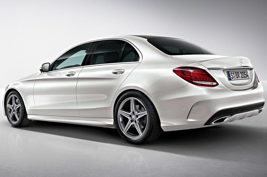 New Mercedes Benz C Class Amg Line Details Revealed Autocar