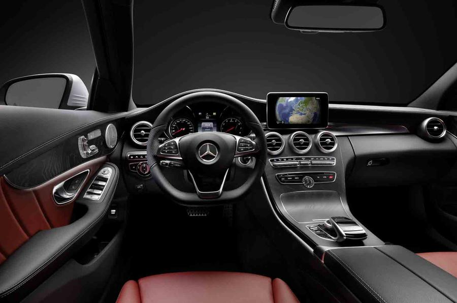 Mercedes C-class first details revealed
