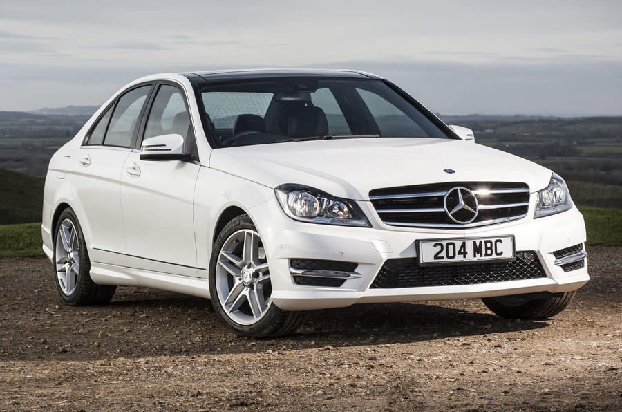 Quick news: Mercedes C-class gets new trim, Kia launches VR7 editions
