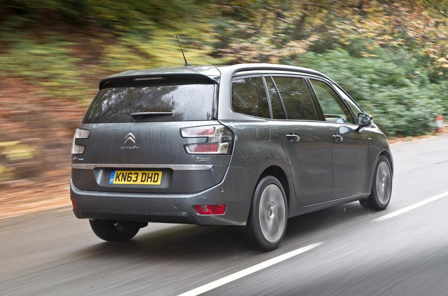 Citroën Grand C4 Picasso MPV