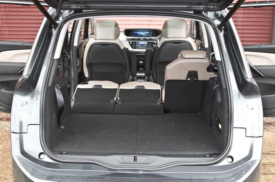 Citroen grand c4 picasso interior autocar for Interior xsara picasso