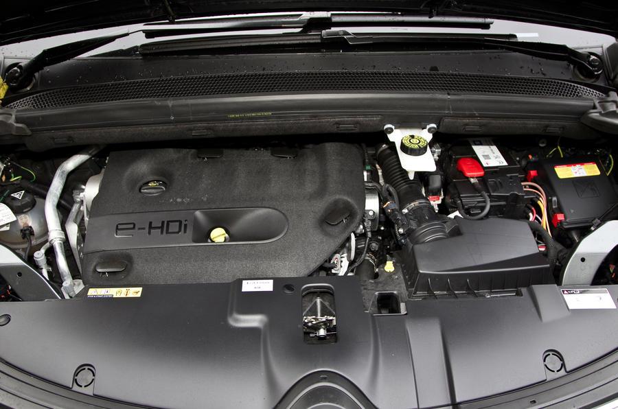 1.6-litre Grand C4 Picasso engine