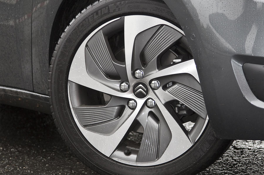 Grand C4 Picasso alloy wheels