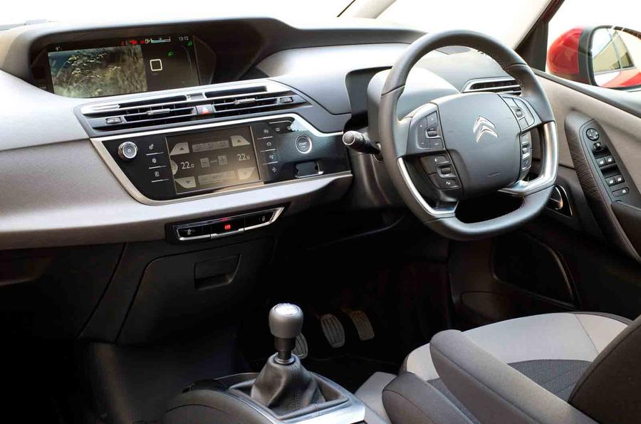 Citroen Grand C4 Picasso first drive review