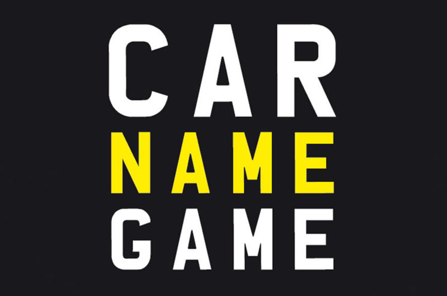 Play Autocar's Car Name Game on iPhone