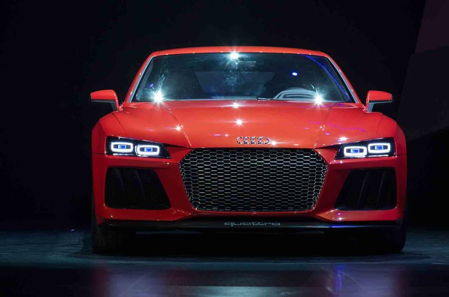 Audi Sport quattro Laserlight concept gets CES reveal